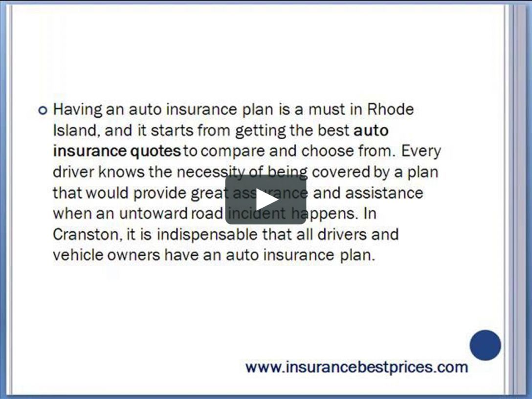 The Worst Advices Weve Heard For Auto Insurance Quotes Rhode