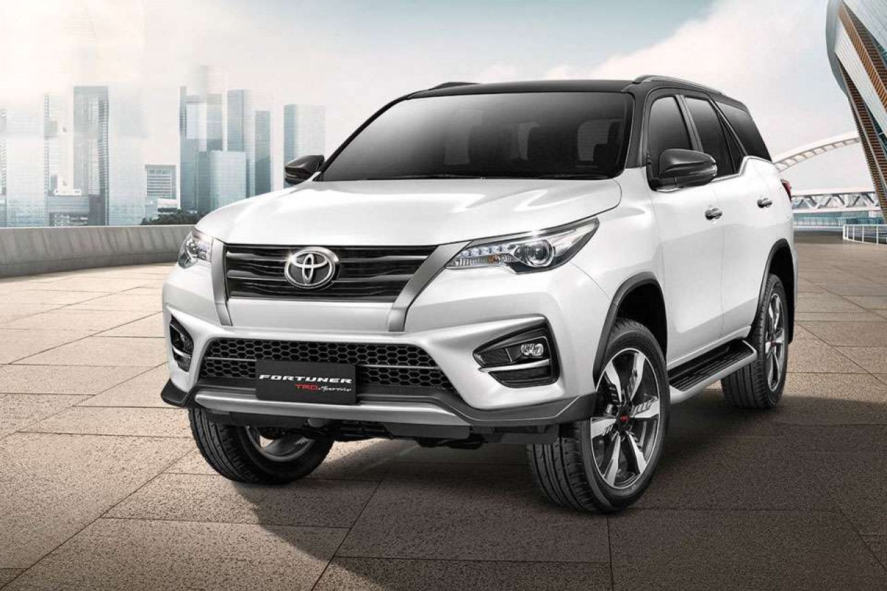 The Best Review 2019 Toyota Fortuner Trd Sportivo Philippines And Images And Description Di 2020