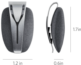 (aff) Meet Spire. Spire devices help you to understand your stress levels and environments that cause you the most stress. Understanding your stress levels is key to a healthier, happier life. :)
