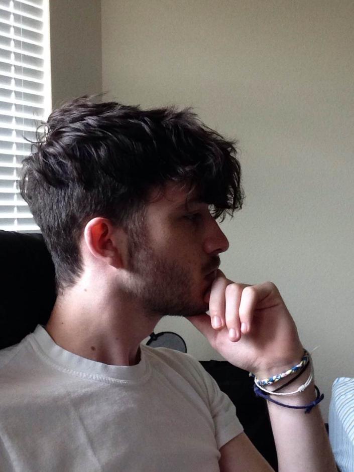 Best Mens Hairstyles 2015 Mens Hairstyles Mens Messy Hairstyles Curly Hair Men