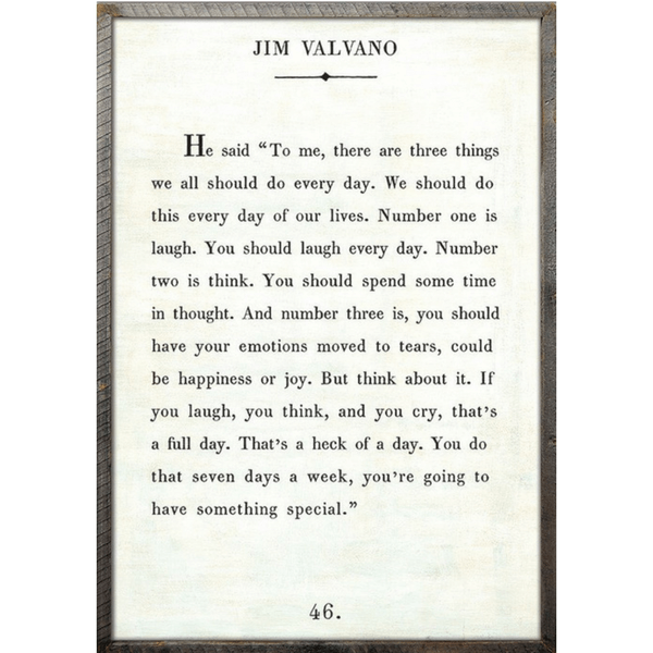 Jim Valvano Book Collection Sugarboo And Co White Inspirational Quotes Wall Art Wall Art Quotes Sugarboo Designs