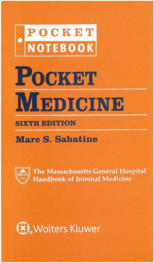 Pocket Medicine 6th Edition PDF Free Download LINK