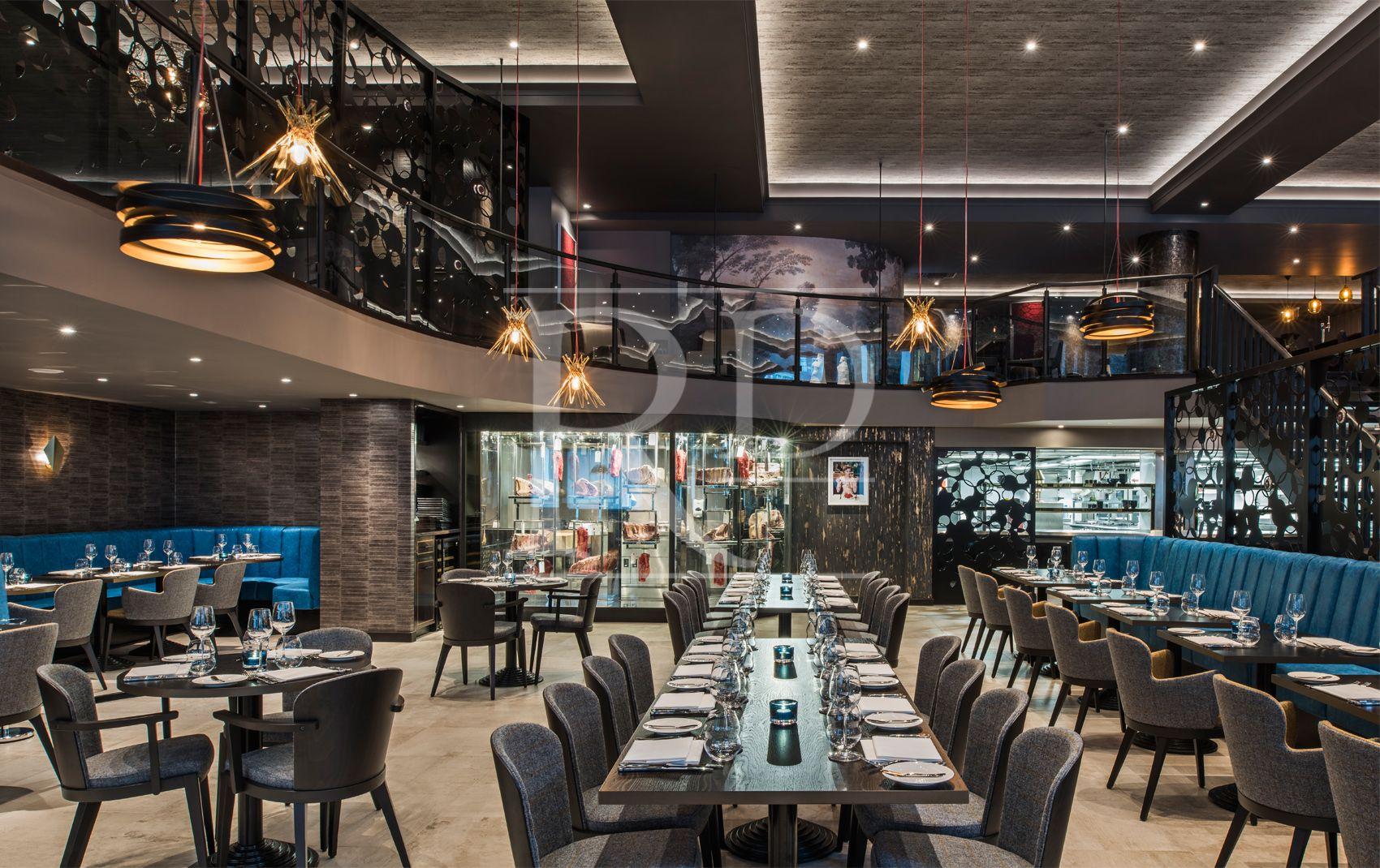 M Restaurant London London Restaurant Rene Dekker