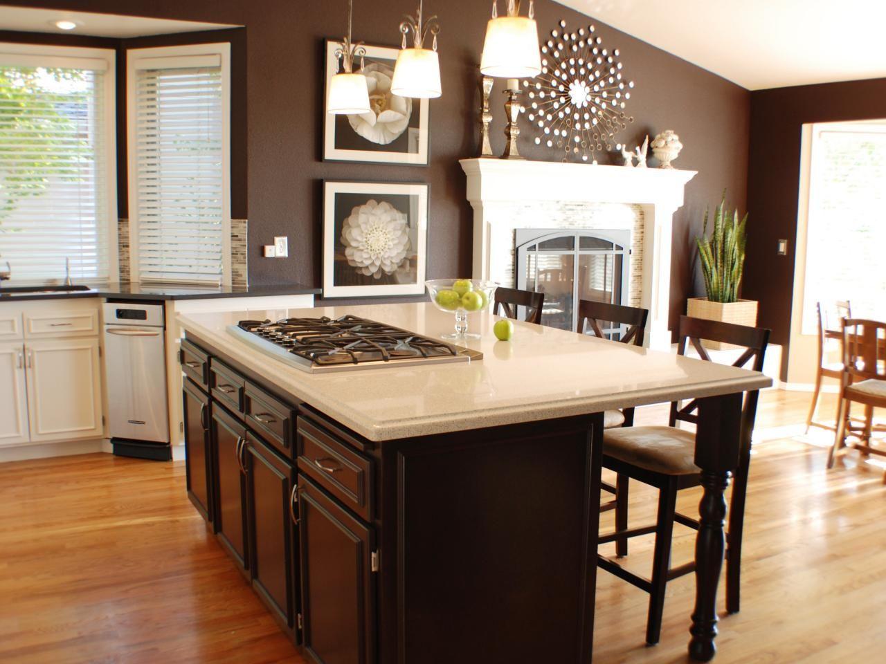 Küche Insel Stühle - Küchen | Hausmodelle | Pinterest | Küche insel ...