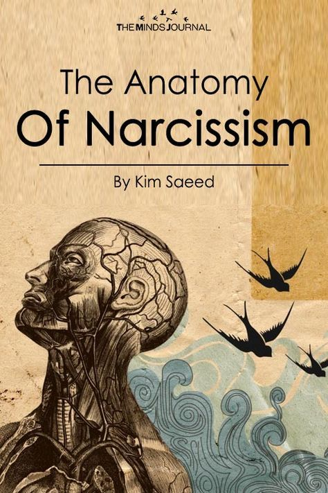 The Anatomy Of Narcissism In 2018 Past Pinterest Anatomy Mind