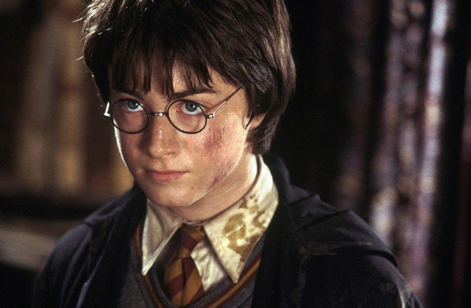Determined Harry Harry Potter Facts Harry James Potter Harry Potter Scar