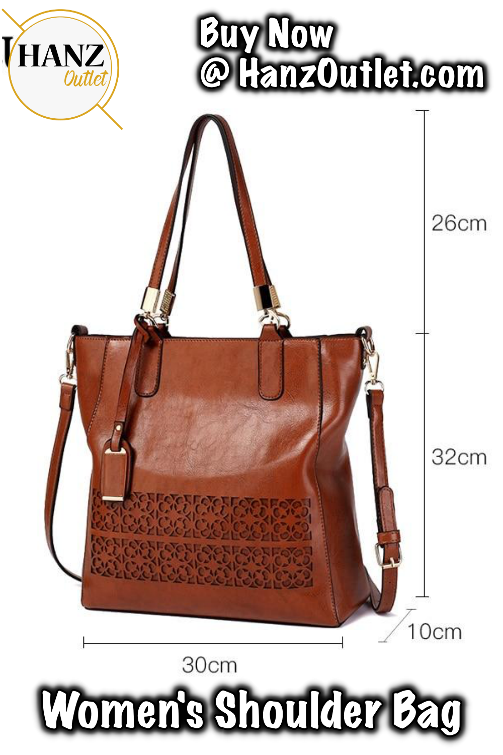 Brand Women s Shoulder Bag Female PU Leather Handbag Women Bags Designer  High Quality Hollow Out Large Capacity Tote Bag  Womensbag  FemaleBag   hanzoutlet   ... e5ec7be97d5ff