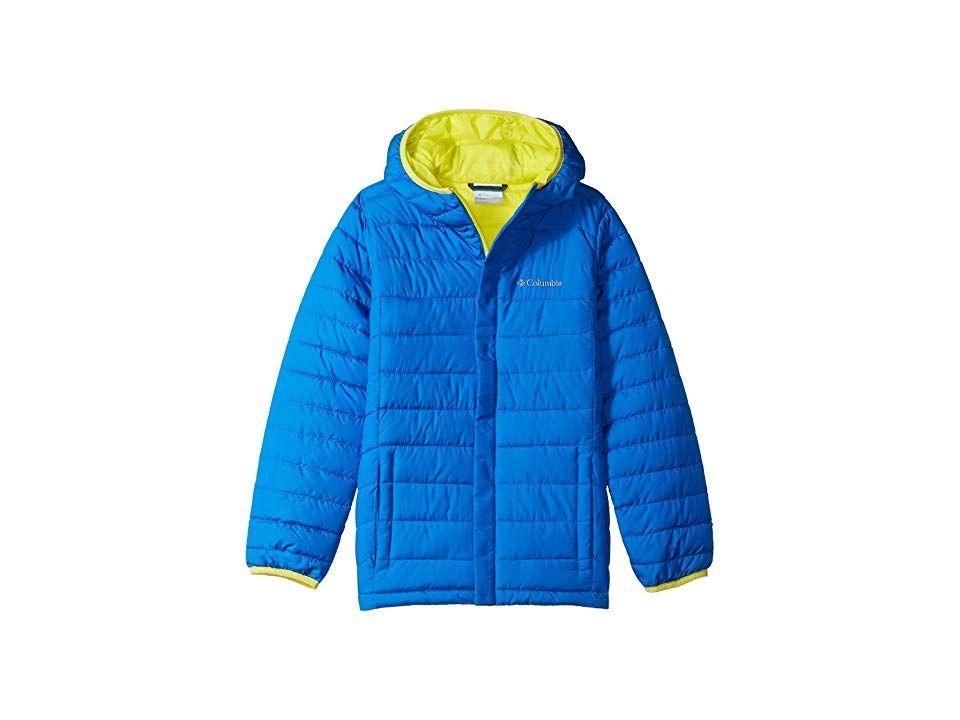 8123c6f10 Columbia Kids Powder Litetm Puffer (Little Kids/Big Kids) (Super Blue/