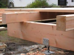 """Terrassen Aus Holz Unterbau : Über 1.000 Ideen zu """"Terrasse Unterkonstruktion auf Pinterest ..."""