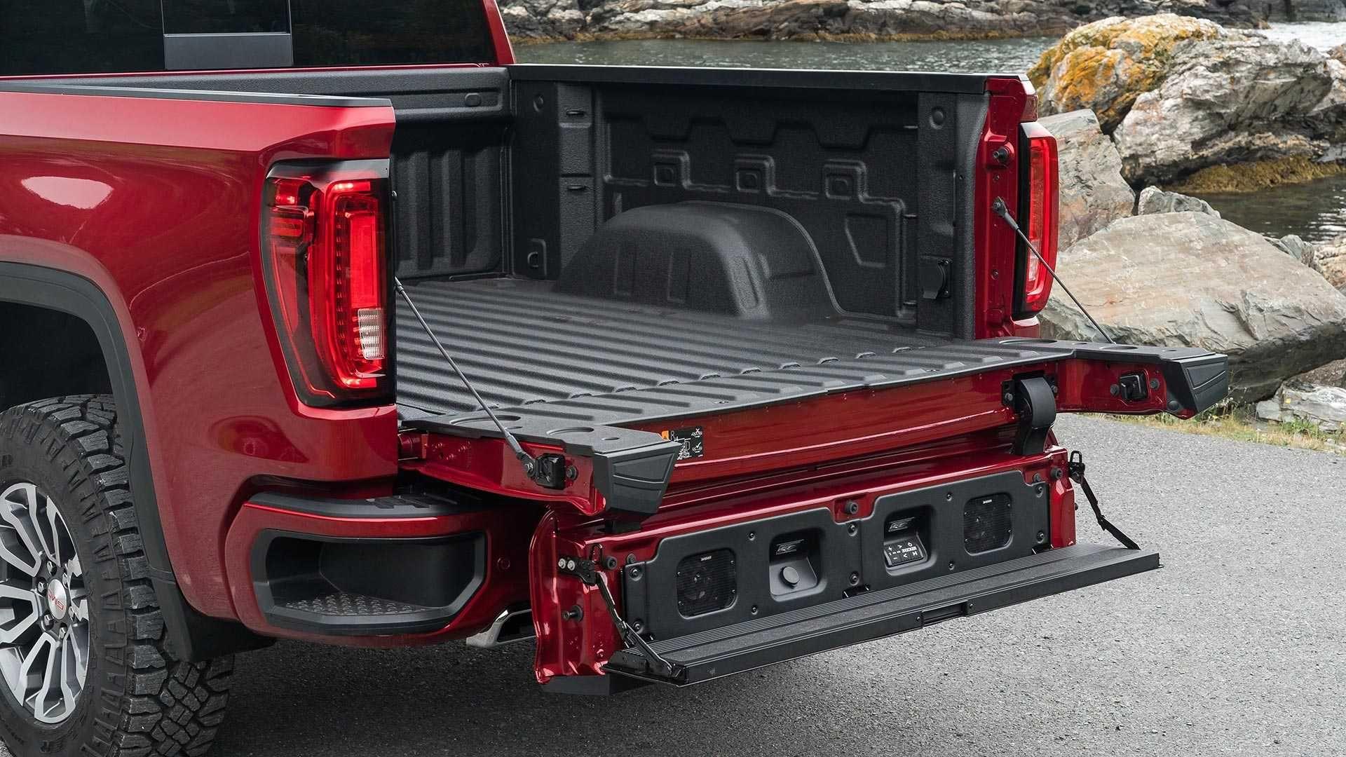 New Gmc Sierra At4 Off Road Performance Package Gmc Sierra Gmc
