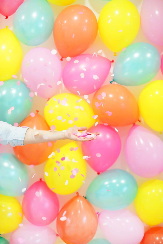 Whimsical Balloon Wall   Pinterest   Balloon wall, Whimsical and DIY ...