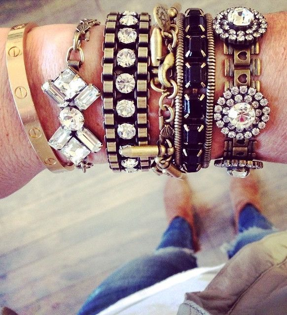 bracelets http://www.justtrendygirls.com/trendy-jewelry-designs/