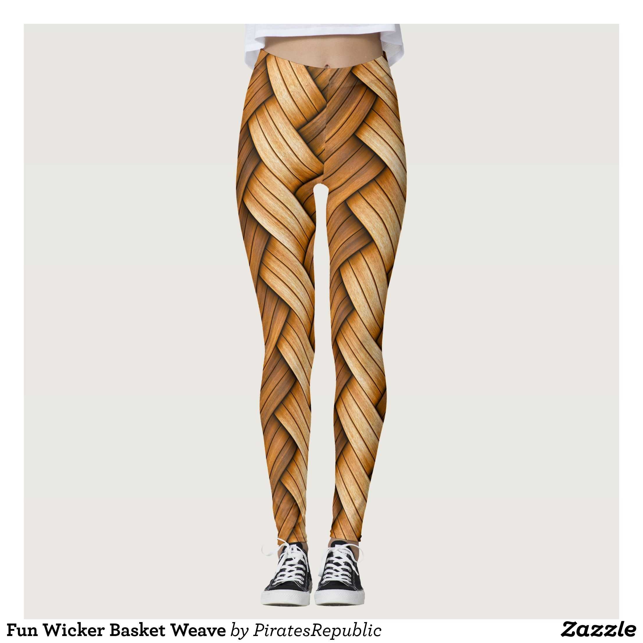 d086e632b8 Fun Wicker Basket Weave Leggings : Beautiful #Yoga Pants - #Exercise  Leggings and #Running Tights - Health and Training Inspiration - Clothing  for ...