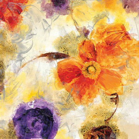 Portfolio Canvas Decor Bright Fun I by Stiles Wall Art, Size: Small ...