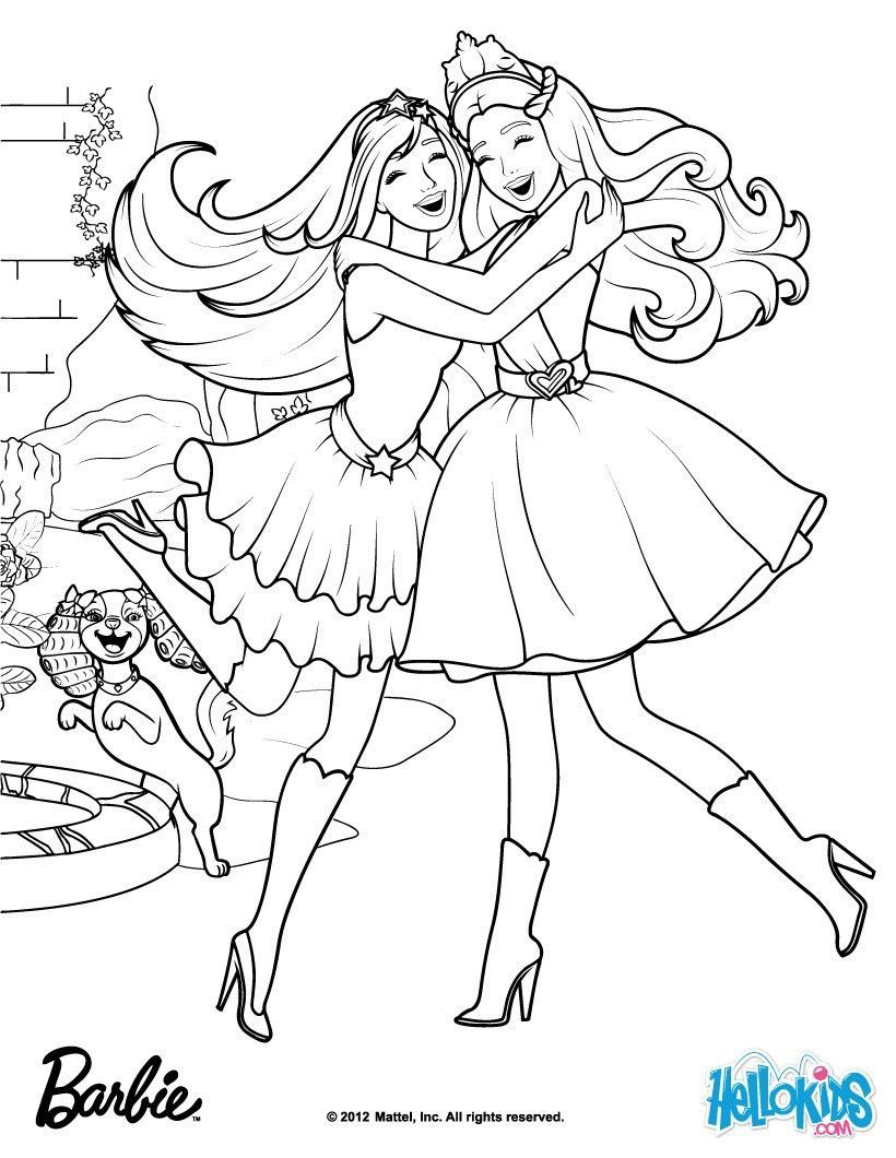 Barbie Rockstar Coloring Pages From The Thousands Of Images On Line With Regards To Barbie Rockstar Princess Coloring Princess Coloring Pages Barbie Coloring