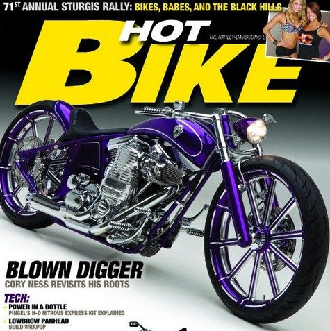 Free Subscription To Hot Bike Magazine Http