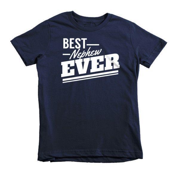 Best Nephew Ever Short sleeve kids / Youth t-shirt