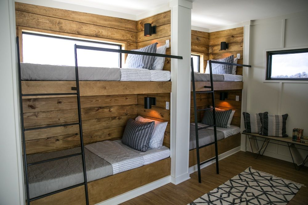 Episode 09 - The Double Decker House | Magnolia, House and Bunk bed