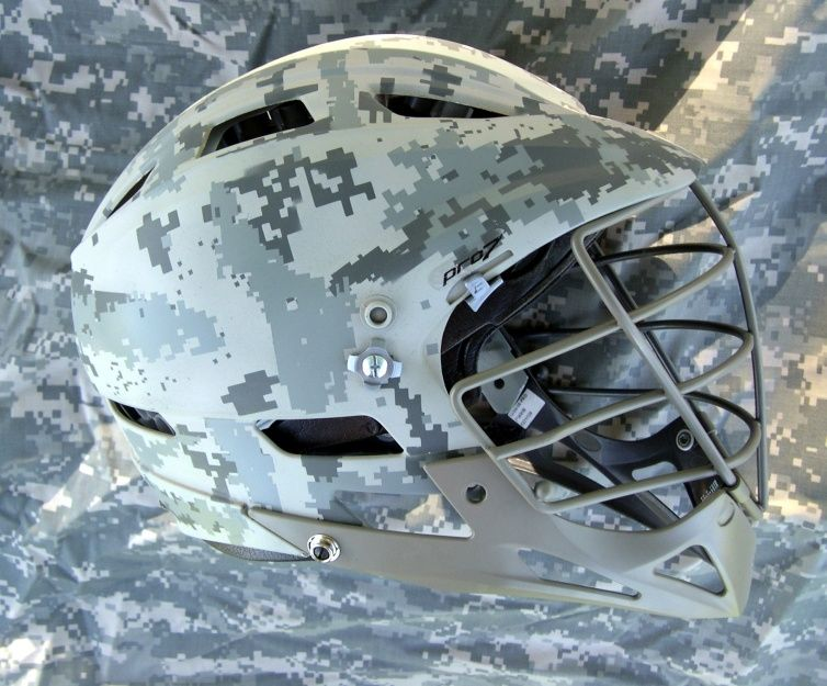 Sweet helmet!!!  More cool photos and Lacrosse gear on www.lax.com