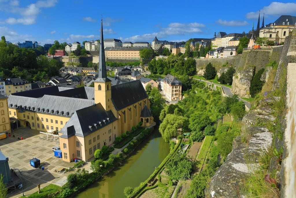 Le Chemin De La Corniche Luxembourg City 2018 All You Need To Know Before You Go With Photos Tripadvisor Trip Advisor Luxembourg City Luxembourg