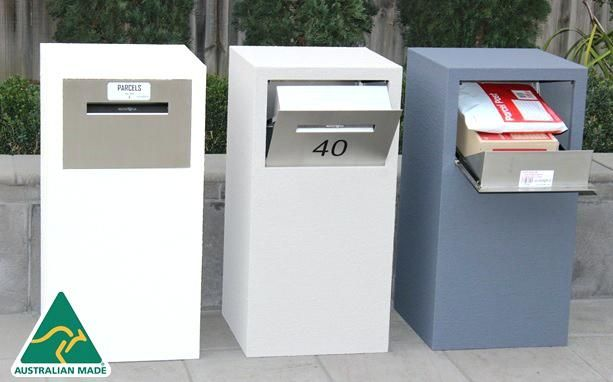 Parcel Drop Box Delivery Letterbox For Home Diy