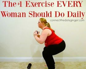 the one exercise every woman should do daily  exercise