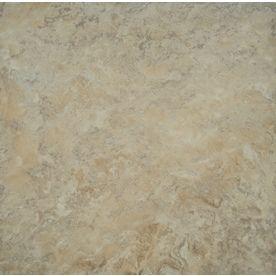 Stainmaster 18 X Crushed Shell Stone Finish Luxury Vinyl Tile