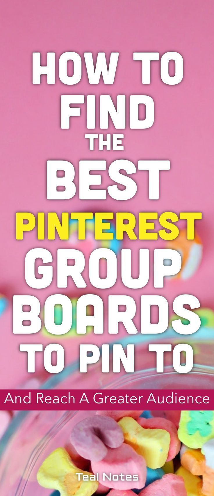 How to Find Your Best Pinterest Boards To Pin To With