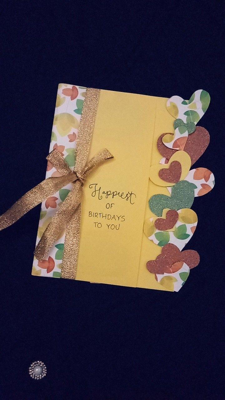 Pin By Fathimath Ashara On Birthday Cards Pinterest