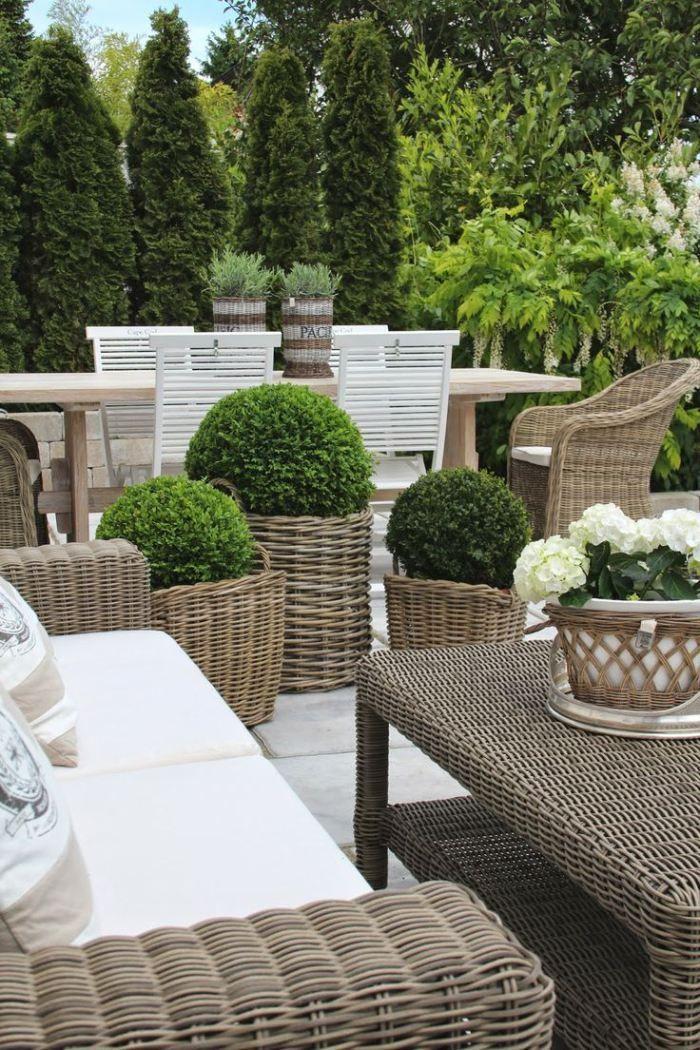 Lovely Decoracion de Jardines Pinterest Terrazas, Patios y Jardín - jardines en terrazas