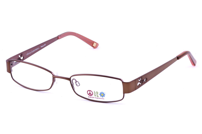 Click Image Above To Buy: Daisy Fuentes Df Peace 401 Prescription Eyeglasses Frames