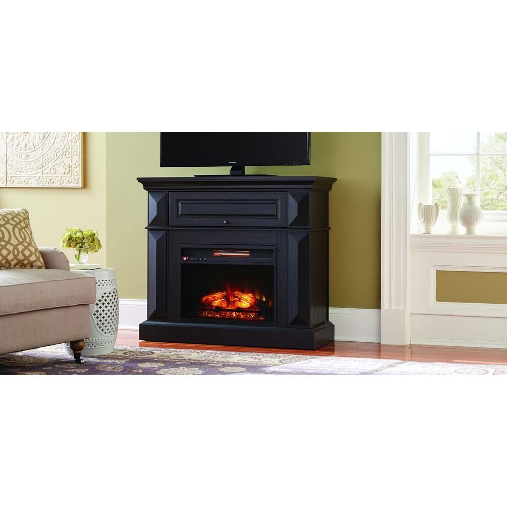home depot electric fireplace heaters part 32 mantel console