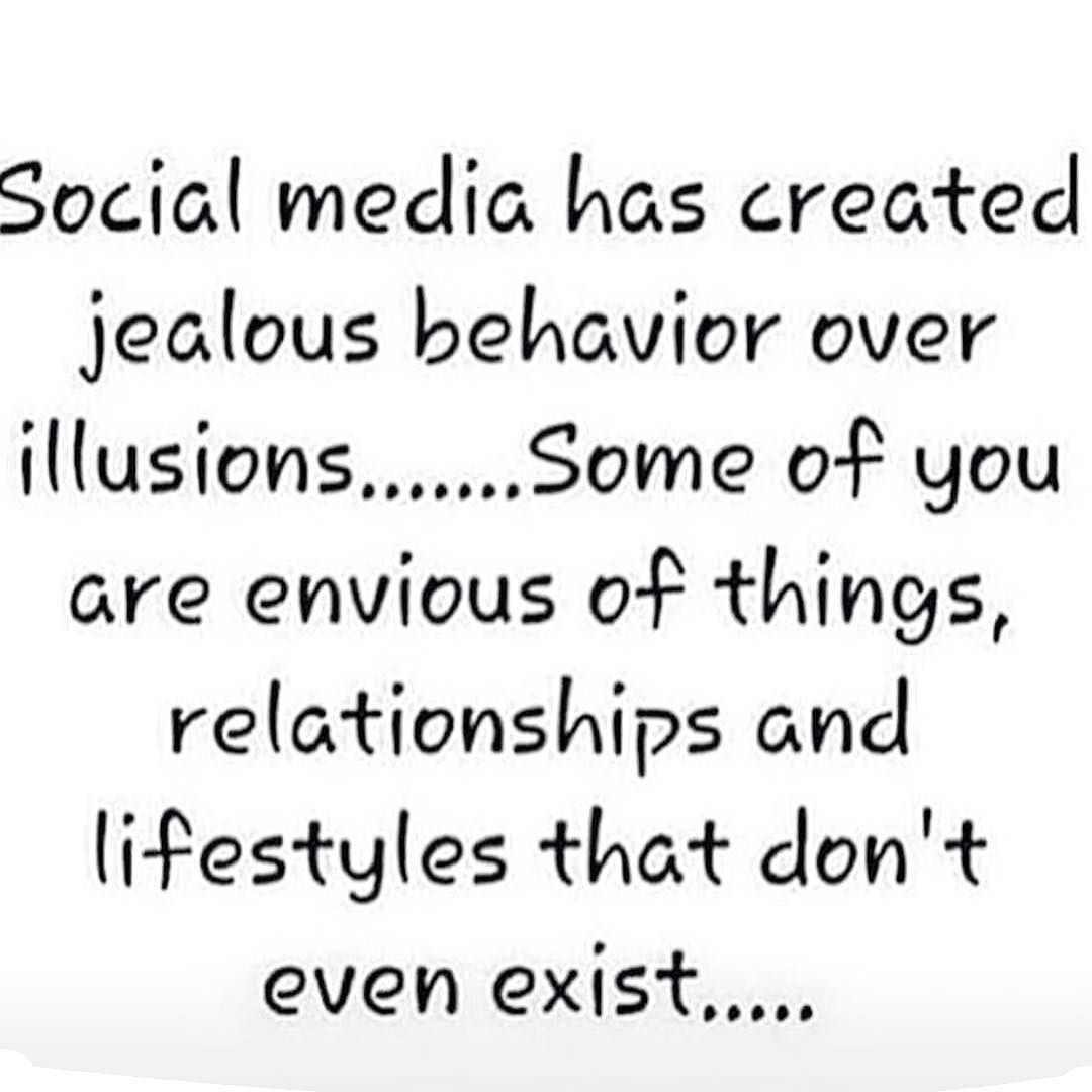 Dont believe everything you see or read on social media