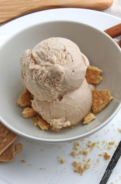Mango Ice Cream Desserts Honey Recipes Homemade Ice Cream