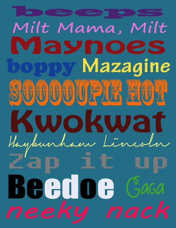 Kid s Quotes Poster Studio5124