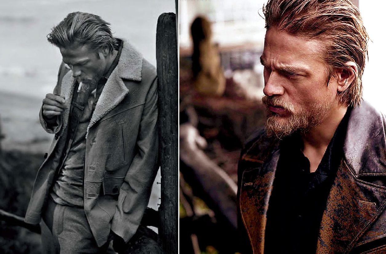 Badboys Deluxe Charlie Hunnam: The Place For All Things Charlie Hunnam