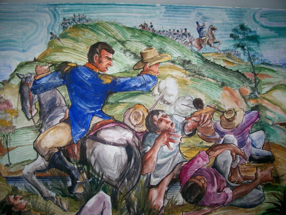 Batalla De Pichincha 24 De Mayo De 1822 Onlyforyoung Ecuador Fechas Importantes Beautiful Places On Earth Most Beautiful Places Painting