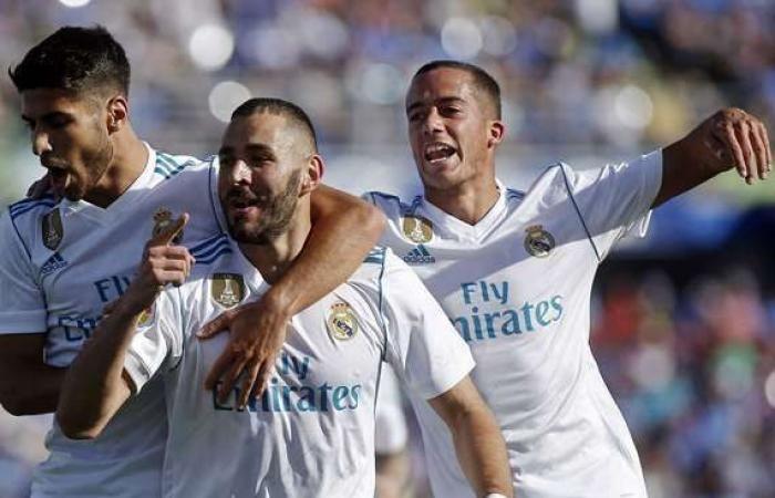 بث مباشر مباراة ريال مدريد وبروسيا دورتموند Real Madrid Ronaldo Madrid