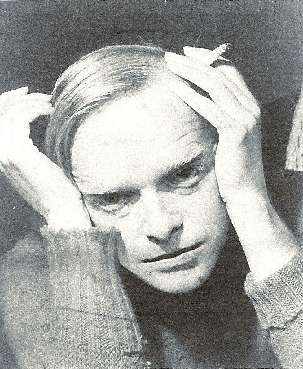 Loved this moody picture of Truman Capote so much it illustrated my ...