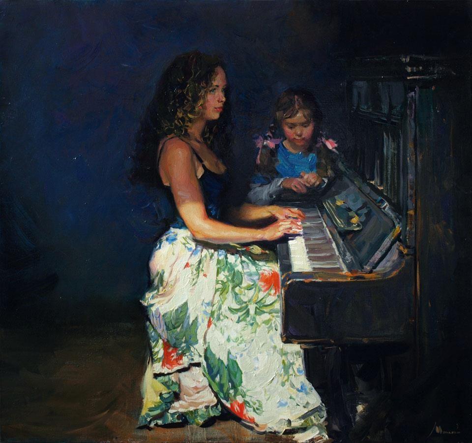 Artist ~ Evgeniy Monahov-Russia