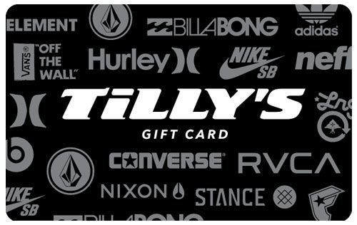 Photo of Tillys Gift Cards