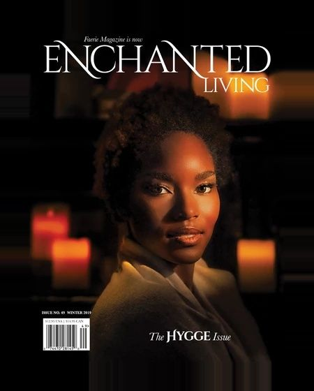 #enchanted #faerie #issue #Living #magazine #print