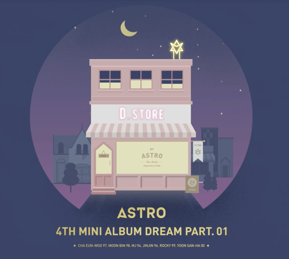 ASTRO Is Planning Their Next Comeback! They Just Released