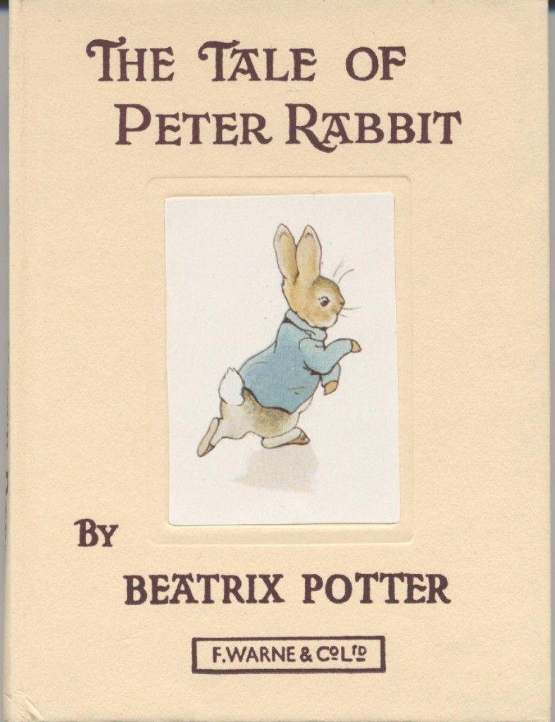 Beatrix Potter THE TALE OF PETER RABBIT by Beatrix Potter