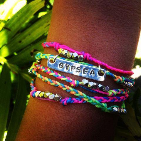 Neon Pyrite GYPSEA Wrap