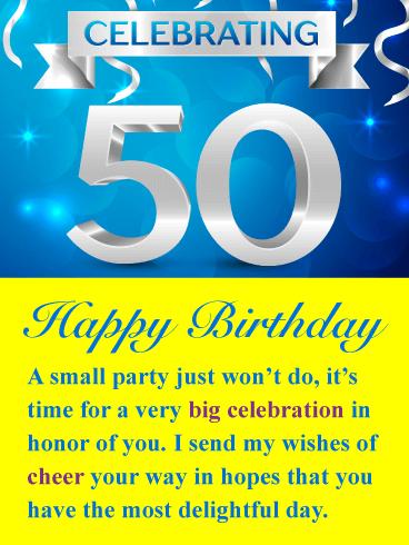 Funny Birthday Background