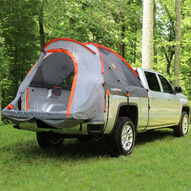 Rightline Gear MidSize Long Bed Truck Tent (With images