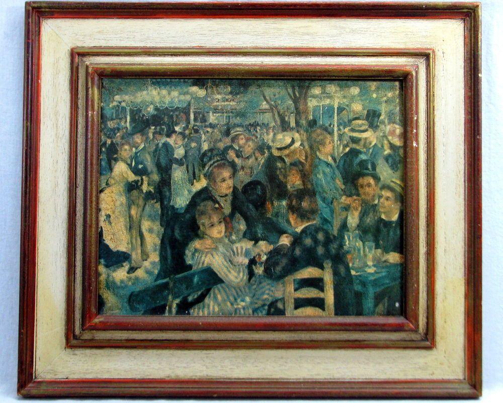 Bal Du Moulin De La Galette 1876 Pierre Auguste Renoir Painting