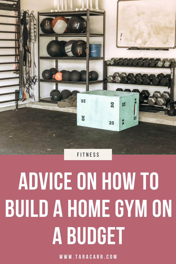 Building a home gym doesn't have to be super expensive! The best part is, you can evolve and grow yo...