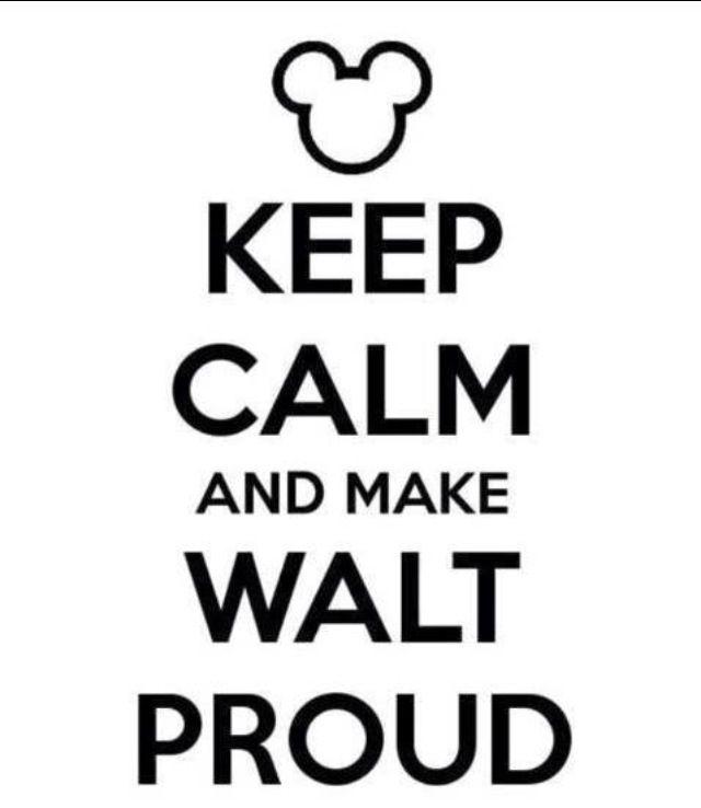 Keep Calm- Disney